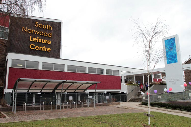 South Norwood Leisure Centre