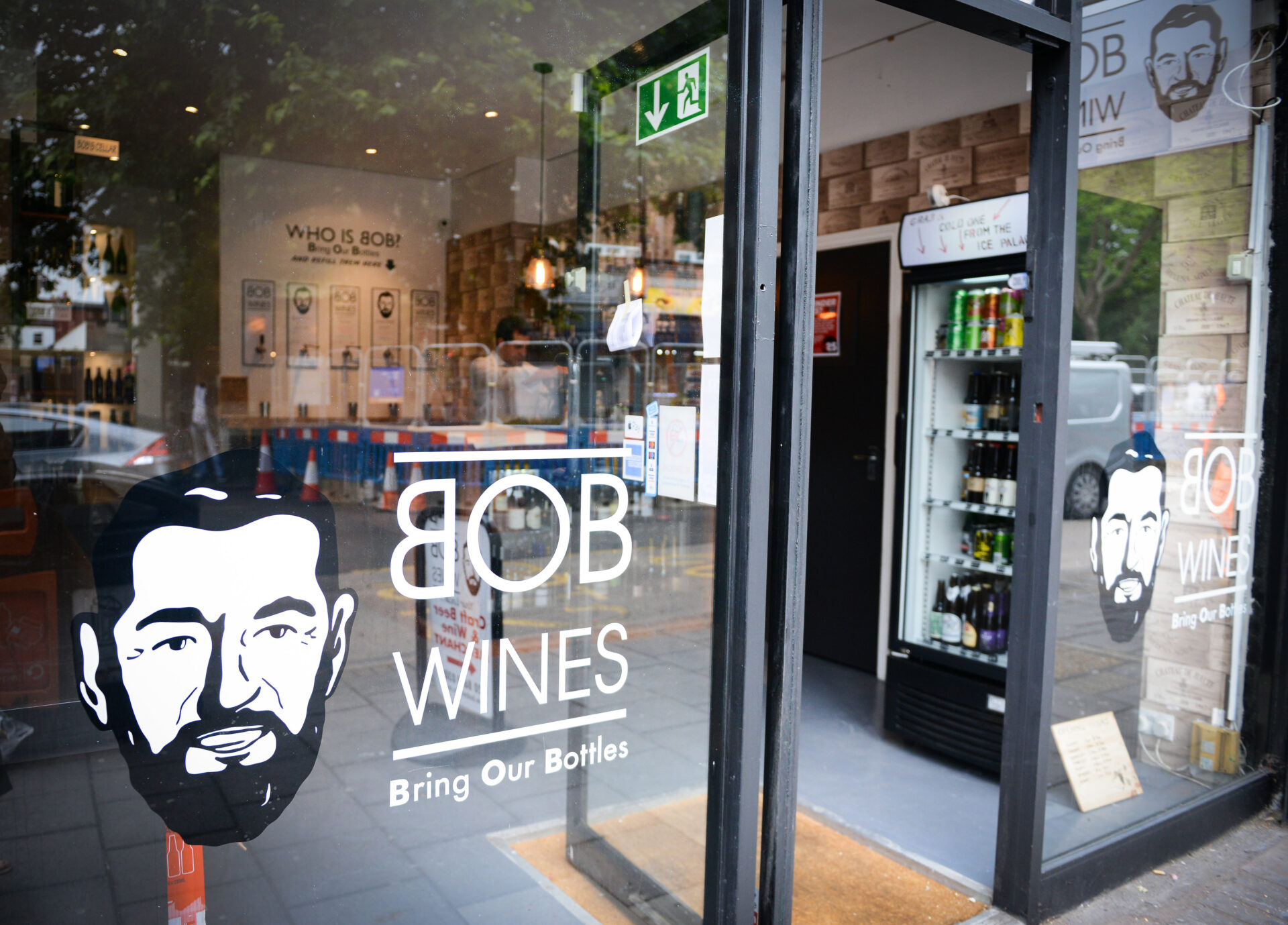 BOBs Wines Norwood Rd, SE27